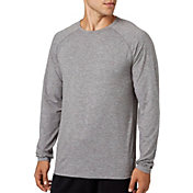 Reebok Men's 24/7 Jersey Raglan Long Sleeve Shirt