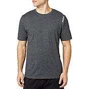 Reebok Men's Cotton Jersey Heather T-Shirt