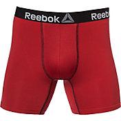 "Reebok Men's Performance Sport 6"" Boxer Briefs"