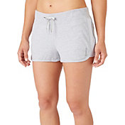 Reebok Women's Mesh Panel Jersey Dorm Shorts