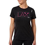 Reebok Women's LAX Graphic Lacrosse T-Shirt
