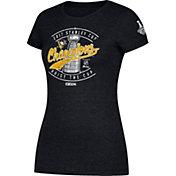 CCM Women's 2017 NHL Stanley Cup Champions Pittsburgh Penguins Hoist It T-Shirt