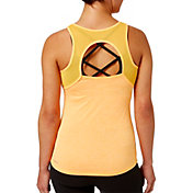 Reebok Women's Open Back Tank Top