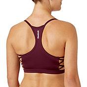 Reebok Women's Side Strappy Performance Sports Bra