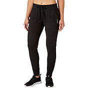 Reebok Women's Solid French Terry Jogger Pants