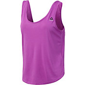 Reebok Women's Supremium Scooped Back Tank Top