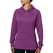 Reebok Women's Velour Fleece Hoodie