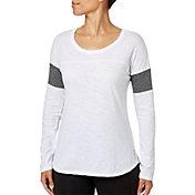 Reebok Women's Varsity Long Sleeve Shirt