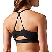 Reebok Women's Workout Ready Tri-Back Sports Bra