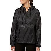 Reebok Women's Woven Half Zip Jacket