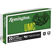 Remington UMC .300 AAC Blackout OT Rifle Ammo – 120 Grain