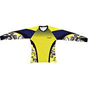 Reusch Women's Camo Pro-Fit Soccer Goalkeeper Jersey