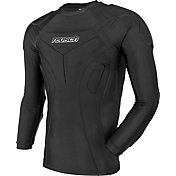 Reusch Adult CS Pro Padded 3/4 Sleeve Compression Soccer Shirt
