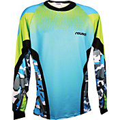 Reusch Girls' Camo Pro-Fit Soccer Goalkeeper Jersey