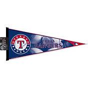 Rico Texas Rangers Pennant
