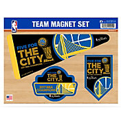 Rico 2017 NBA Finals Champions Golden State Warriors Magnet Set