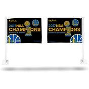 Rico 2017 NBA Finals Champions Golden State Warriors Car Flag