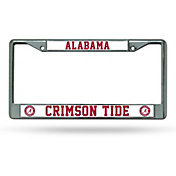 Rico Alabama Crimson Tide Chrome License Frame