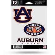 Rico Auburn Tigers Triple Spirit Stickers