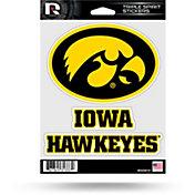 Rico Iowa Hawkeyes Triple Spirit Stickers