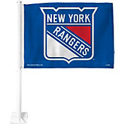 Rico New York Rangers Car Flag