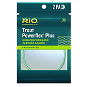 RIO Trout Powerplex Plus Leader – 2 Pack