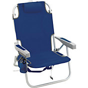 RIO Premium Backpack Beach Chair with Cooler