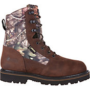 Rocky Men's Stalker Mossy Oak 800g Waterproof Hunting Boots