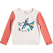 Roxy Little Girls' Gonna Win Birdy Bird Pullover