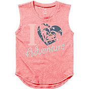 Roxy Girls' Heart Adventure Muscle Tank Top