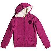 Roxy Girls' Memorize Density Full Zip Hoodie