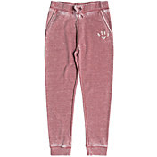 Roxy Girls' Inside My Head Hola Beachachas Fleece Jogger Pants