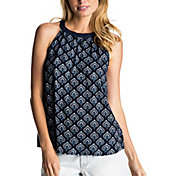 Roxy Women's Cuba High Neck Tank Top