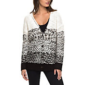 Roxy Women's Call It A Plan Cardigan Sweater