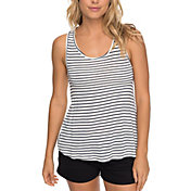 Roxy Women's Puerto Rico Smile Printed Tank Top