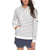 Roxy Women's Shoal Stripe Pullover Hoodie