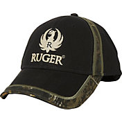 Ruger Men's Camo Trim Hat