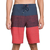 RVCA Men's Sinner Stripe Board Shorts