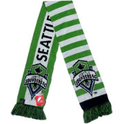 Ruffneck Scarves Seattle Sounders FC  Stripes Scarf
