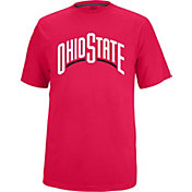 Scarlet & Gray Men's Ohio State Buckeyes Scarlet Vital T-Shirt