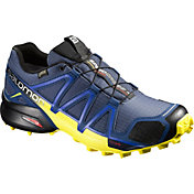 Salomon Men's Speedcross 4 GTX Waterproof Trail Running Shoes