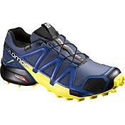 Salomon Men's Speedcross 4 GTX Waterproof Trail Running Shoes