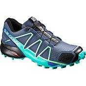 Salomon Women's Speedcross 4 CS Waterproof Trail Running Shoes