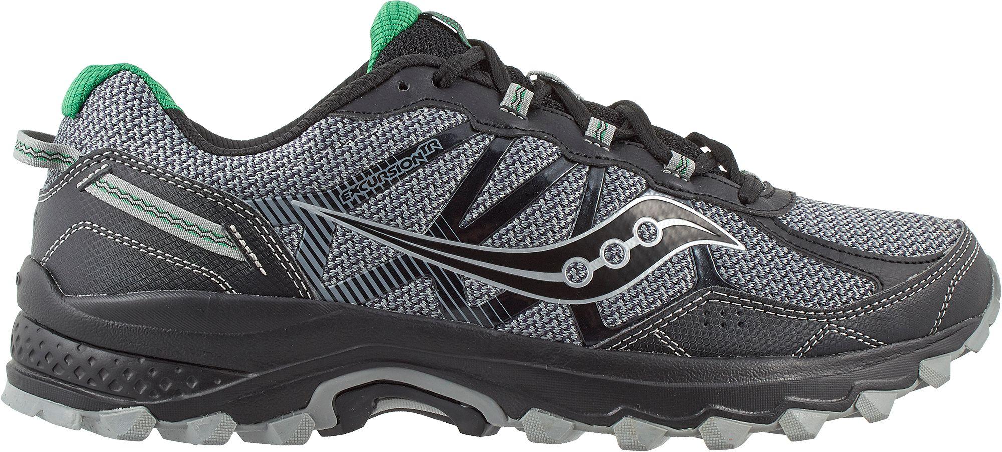 Saucony Men's Excursion TR11 Trail Running Shoes. 0:00. 0:00 / 0:00.  noImageFound ???