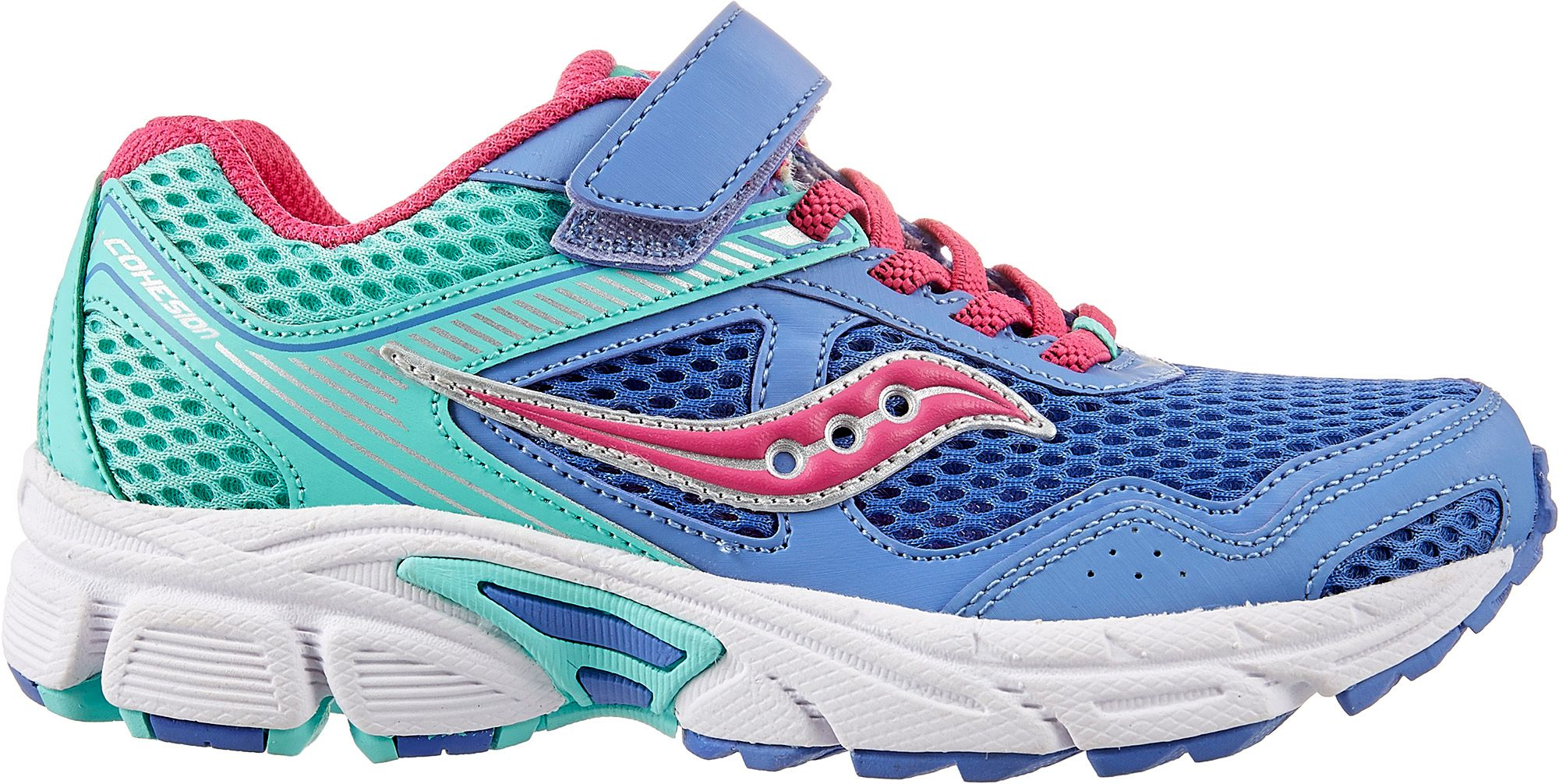 Product Image · Saucony Kids' Preschool Cohesion 10 AC Running Shoes