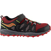 Saucony Kids' Preschool Peregrine Shield AC Running Shoes