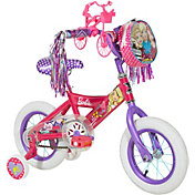 Dyancraft Girls' Barbie 12'' Bike