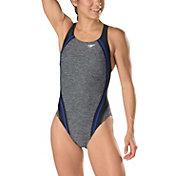 Speedo Women's Texture Quantum Splice Racerback Swimsuit