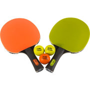 Stiga Pure Color Advance Two Player Racket Set