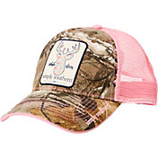 Simply Southern Women's Ohh Deer Trucker Hat